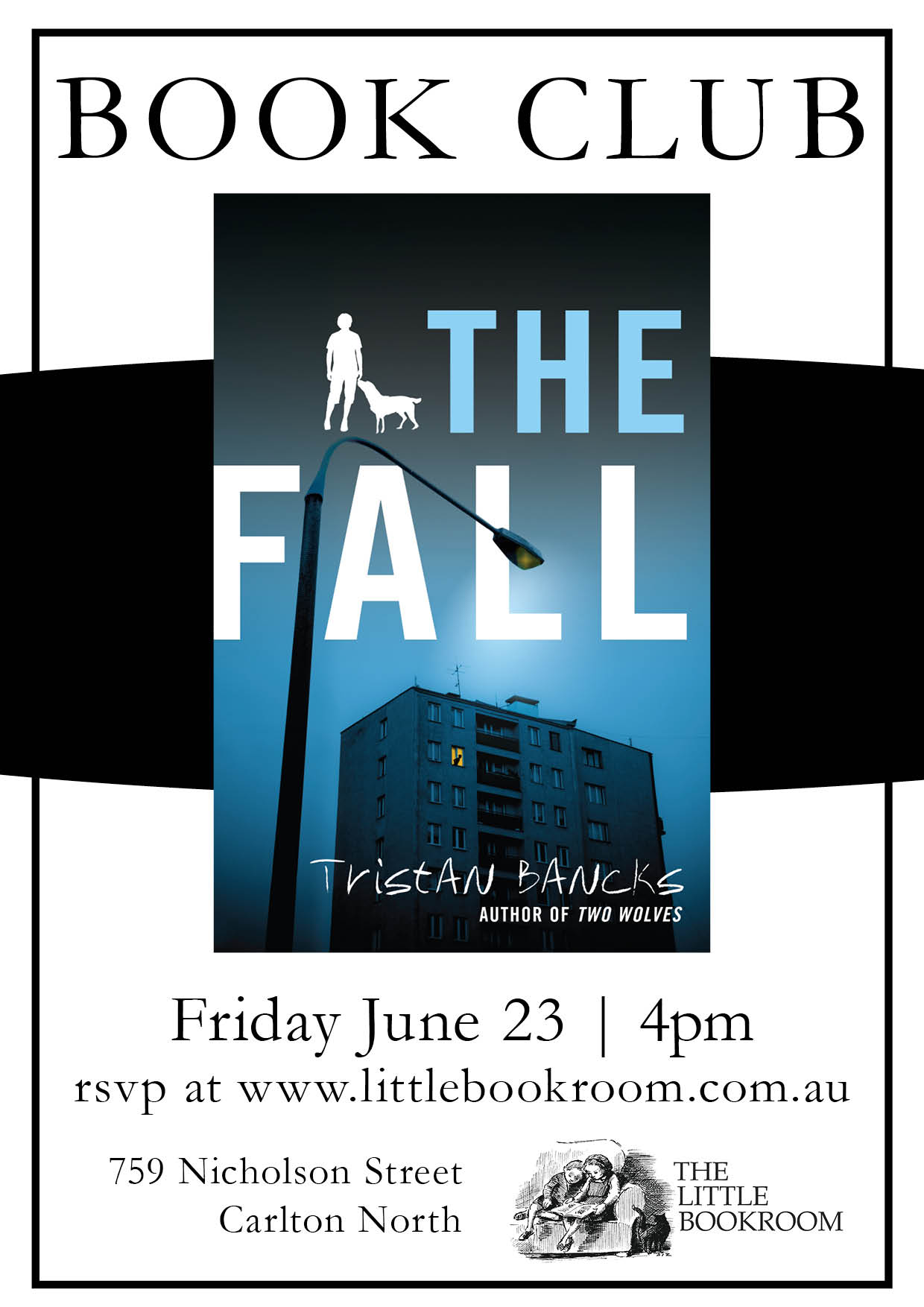 Book Club The Fall