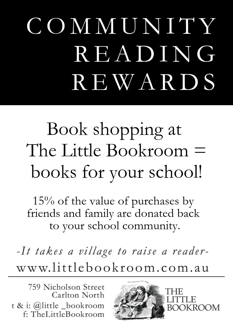 Community Reading Rewards