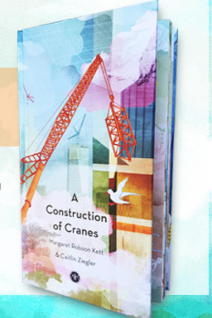 construction of cranes margaret robson Kett