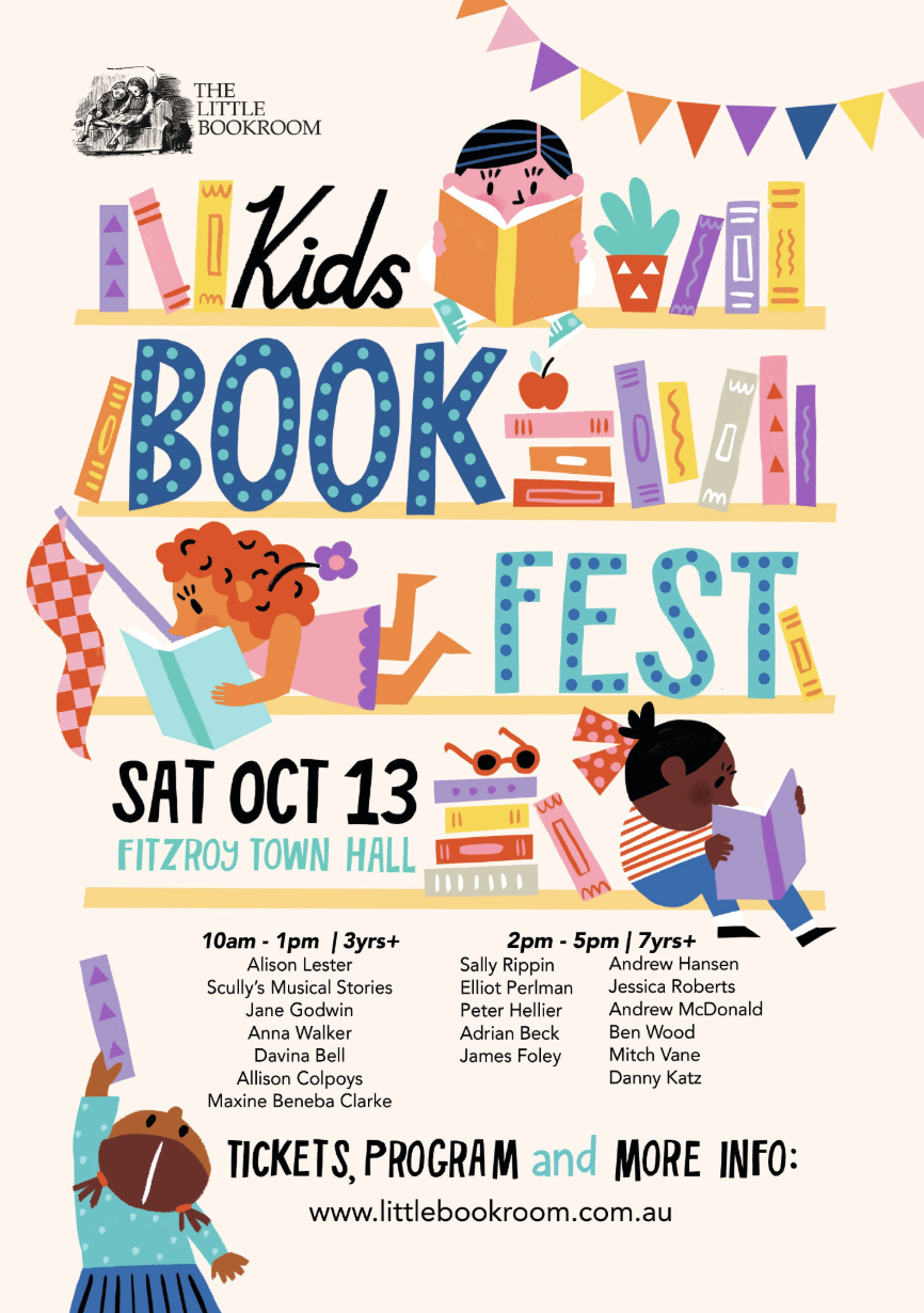 Kids Book Fest presented by The Little Bookroom