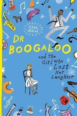 Book Club: Year 1 & 2 - November 10th - Dr Boogaloo and the Girl Who Lost Her Laughter
