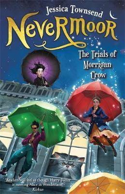 Book Club: Year 5&6 November 24th - Nevermoor