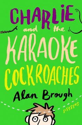 Book Club: Year 3 & 4 - October 20th - Charlie and the Karaoke Cockroaches