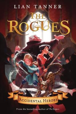 Book Club: Year 5&6 October 27th - The Rougues