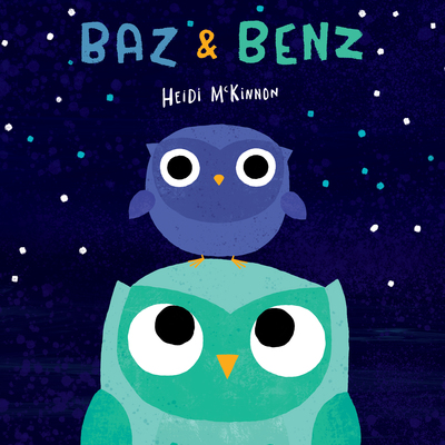 baz adn benz by heidi mckinnon
