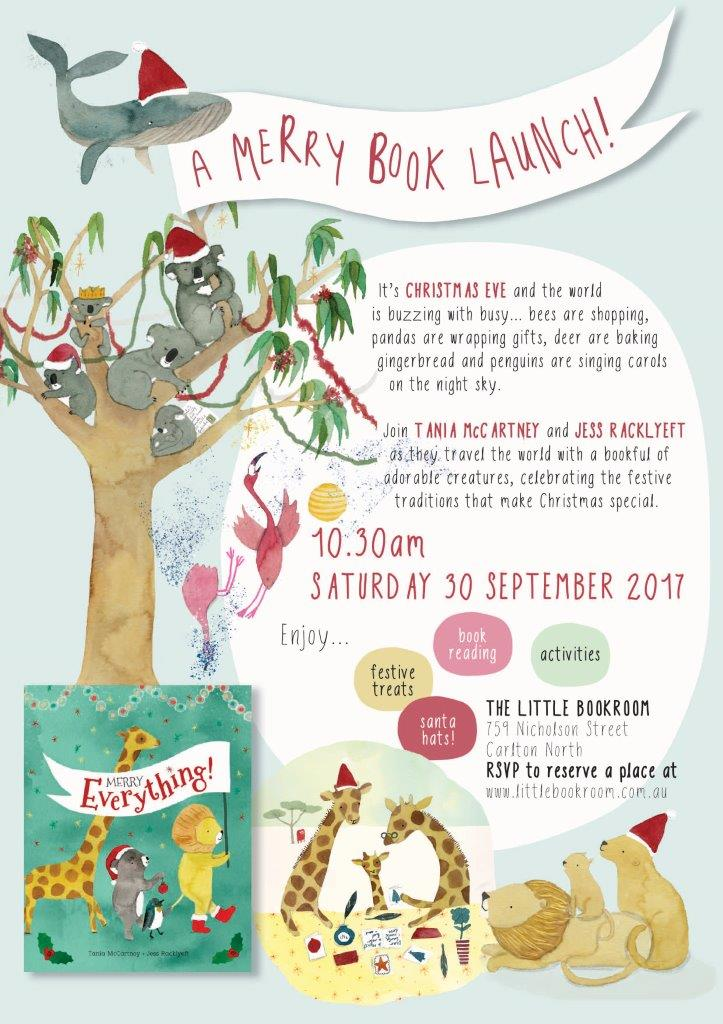 Book Launch: Merry Everything