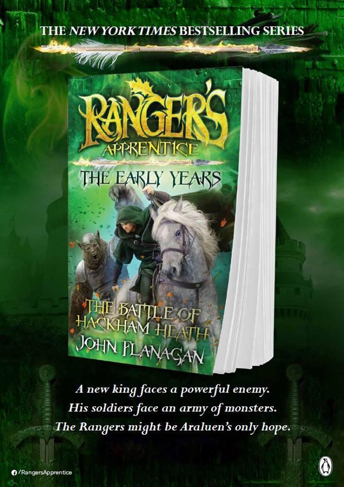 Ranger's Apprentice: The Battle of Hackham Heath