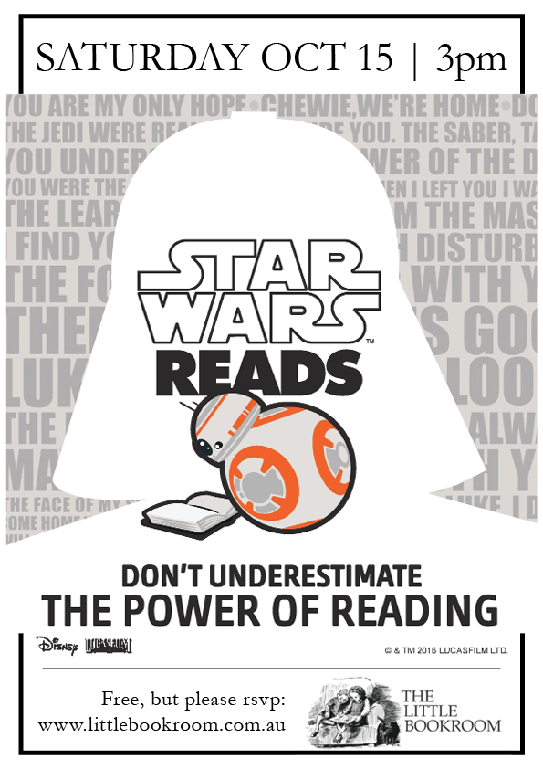 Star Wars Reads Day 2016