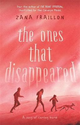 The ones that disappeared by Zana Frailon