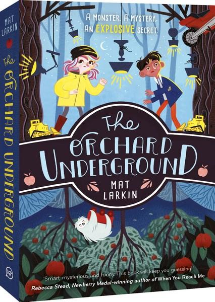 the orchard underground by mat larkin