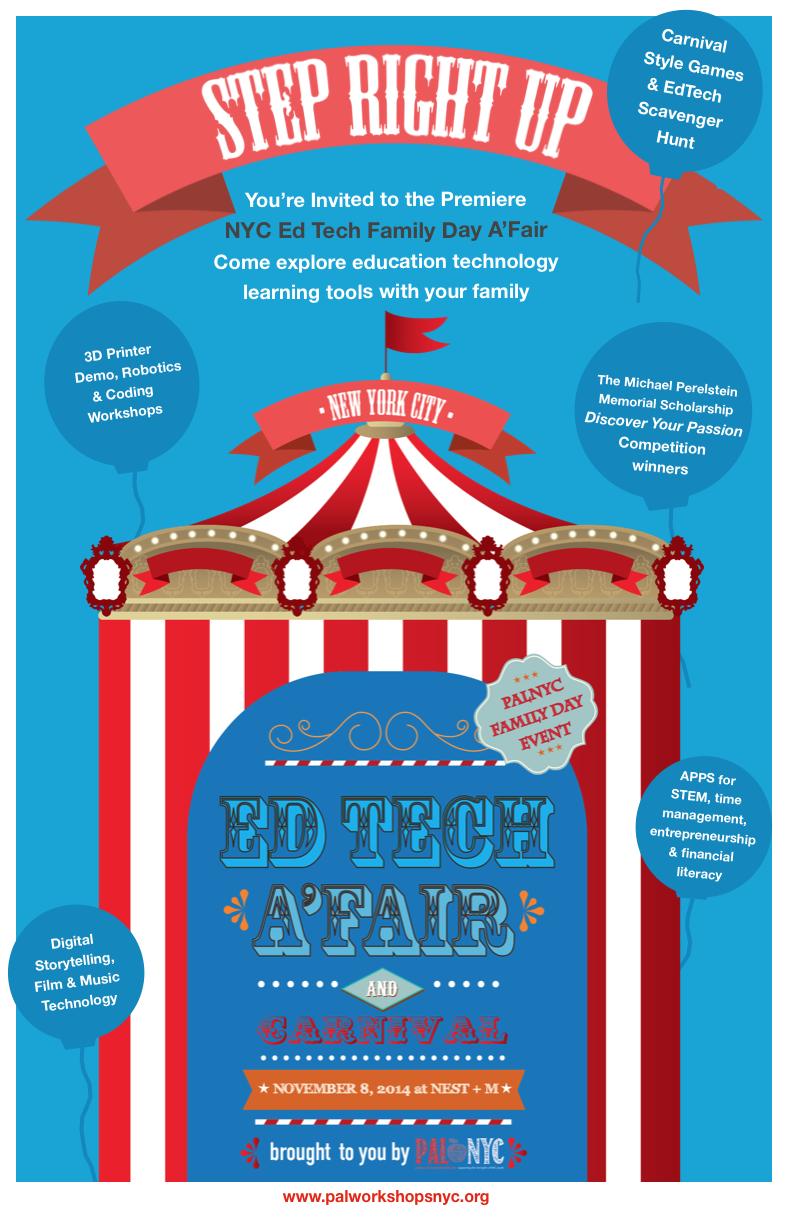 NYC Ed Tech Family A'Fair