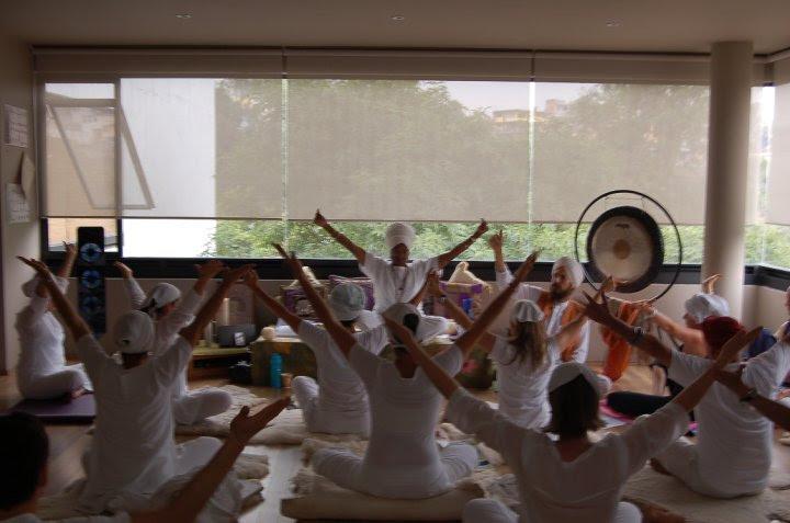 Kundalini Yoga Class with Krishna Kaur