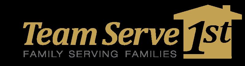 Team Serve 1st Logo