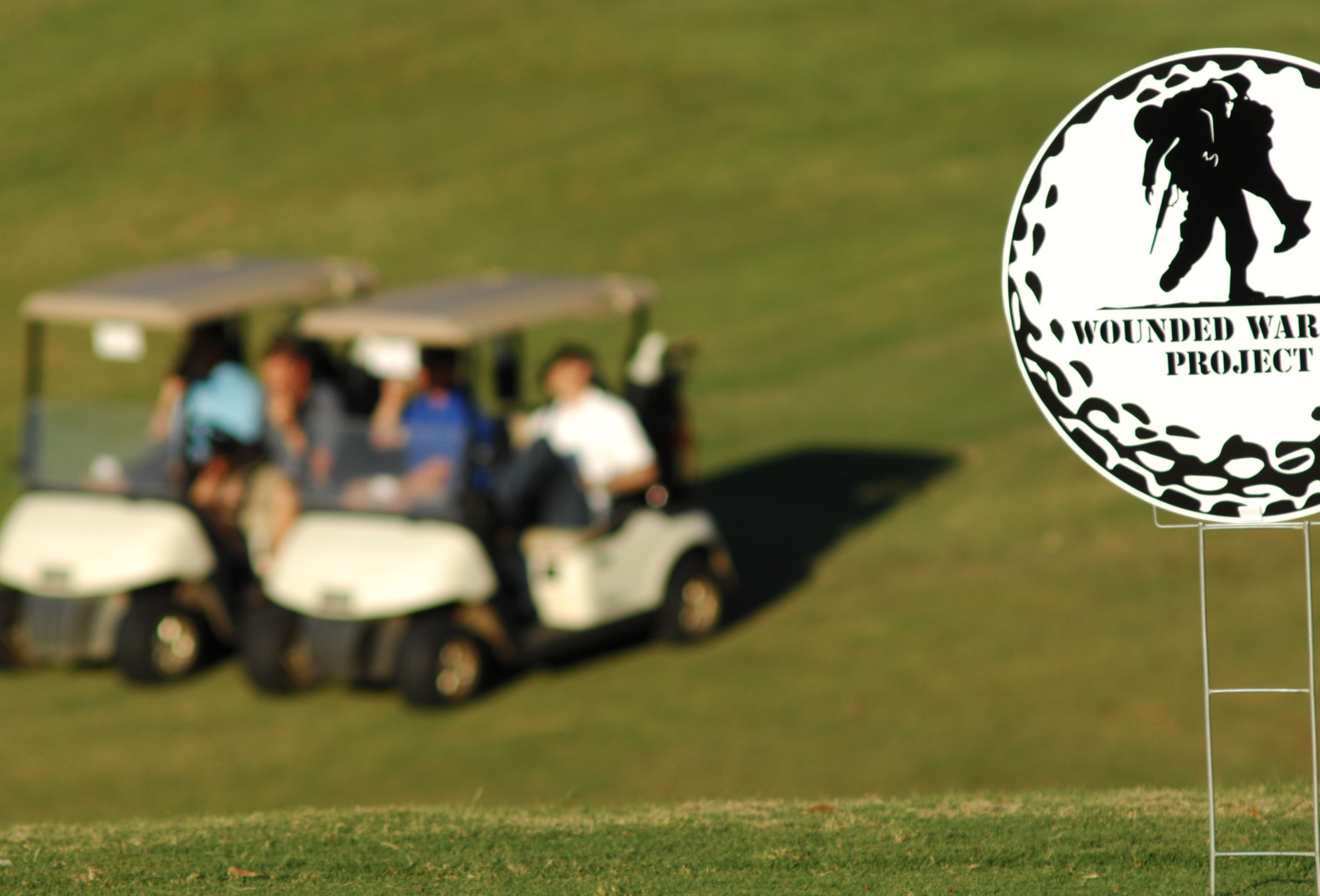 Golf for Wounded Warriors