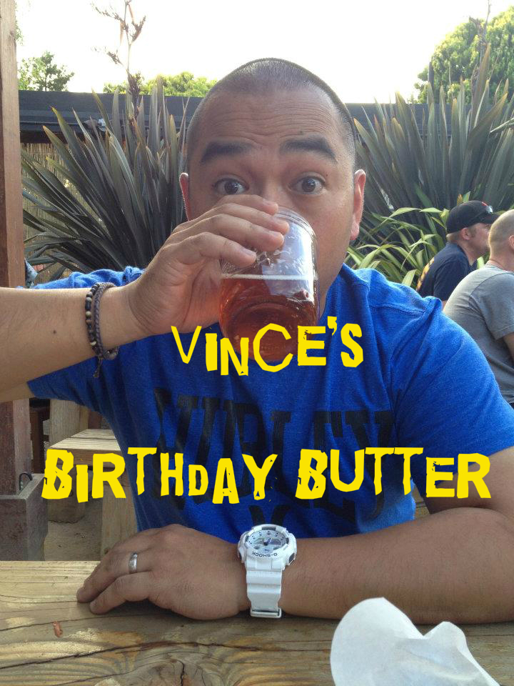 Birthday Butter