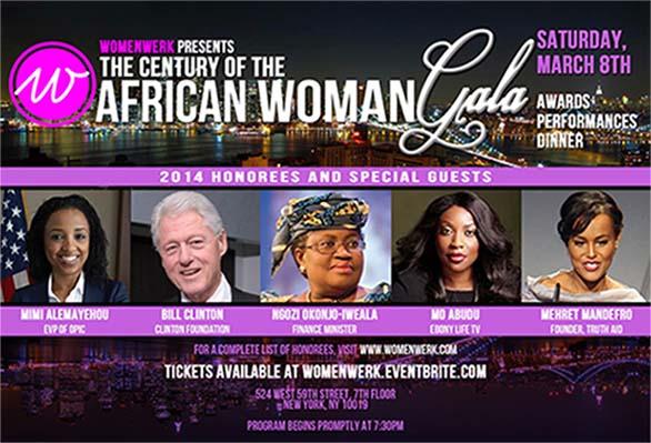 WomenWerk Gala 2014