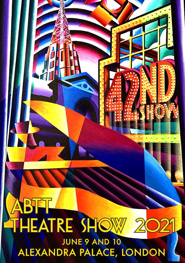 ABTT Theatre Show 2021