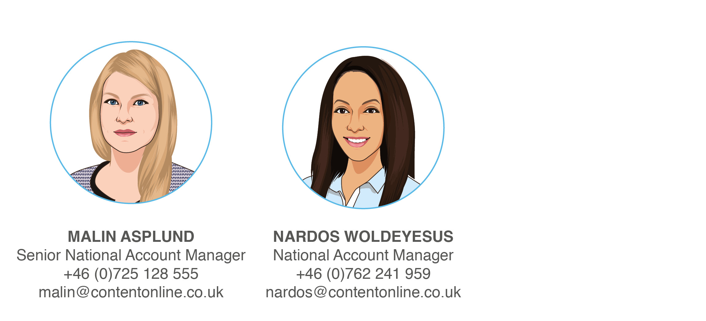 Nordic Account Managers