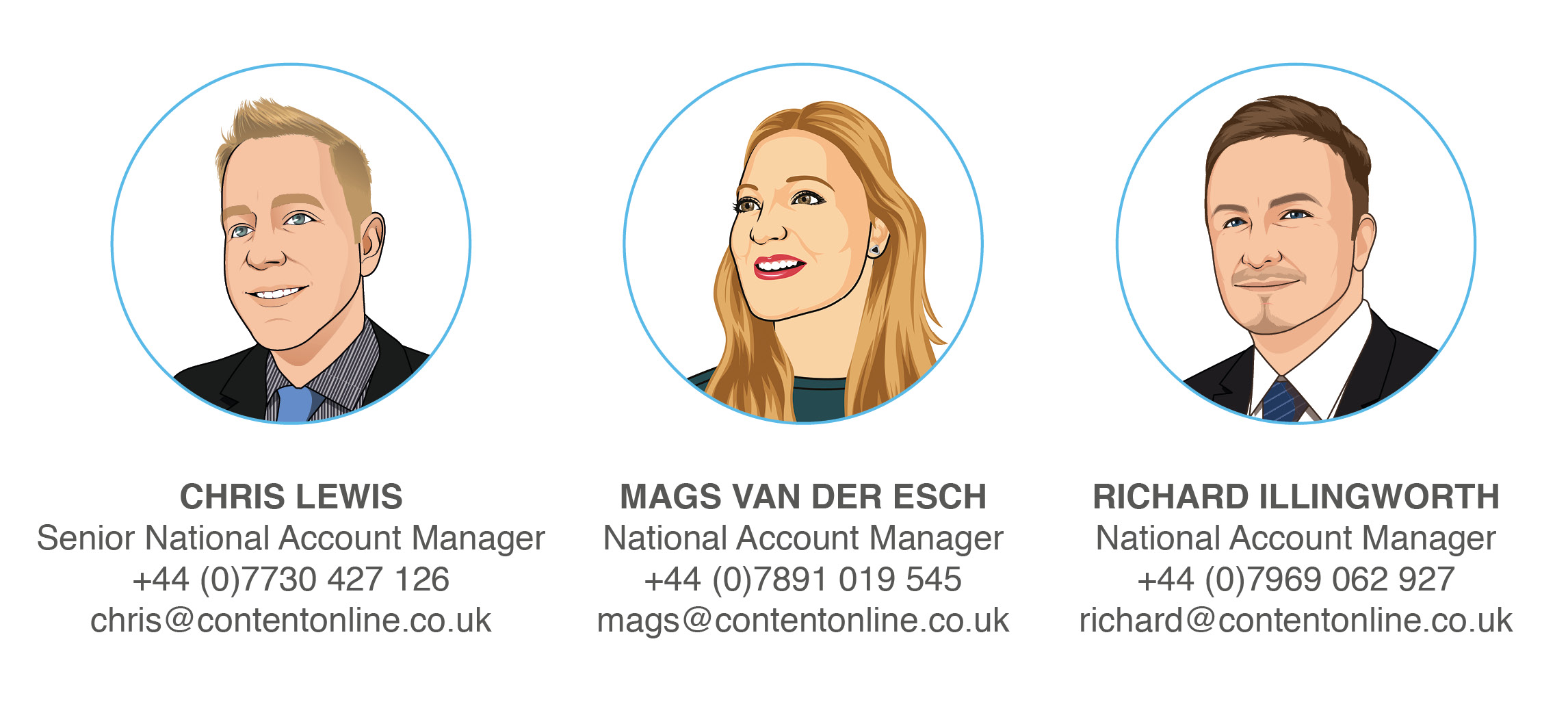 UK Account Managers
