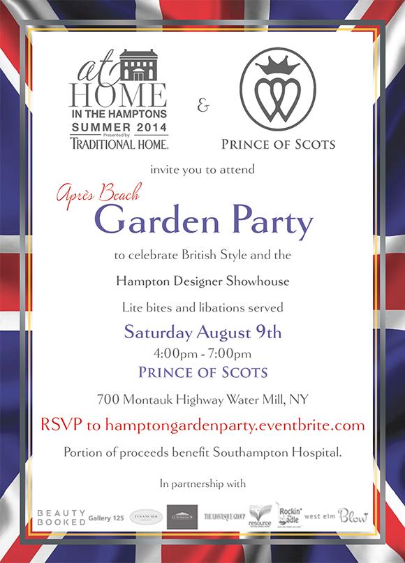 th garden party