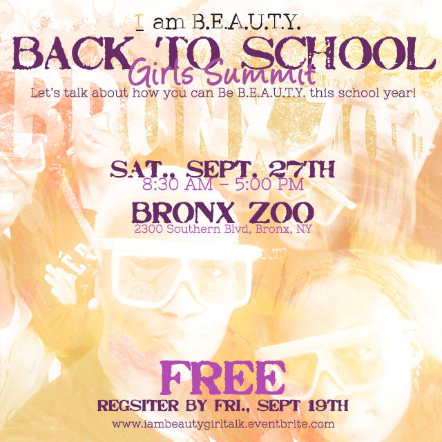 back to school girls summit