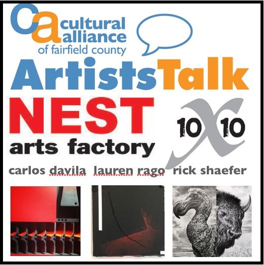 Flinn Gallery ArtistsTalk