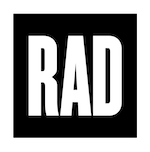 Color Me Rad Block Logo