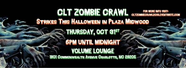CLT Zombie Crawl