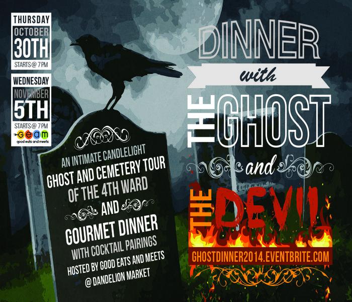Ghost Dinner
