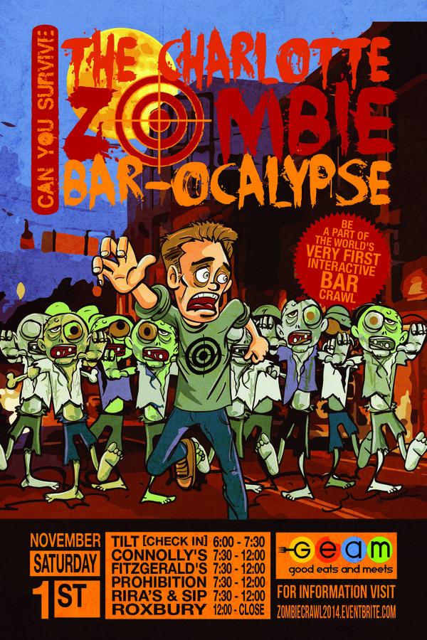 Zombie Bar-Ocalypse