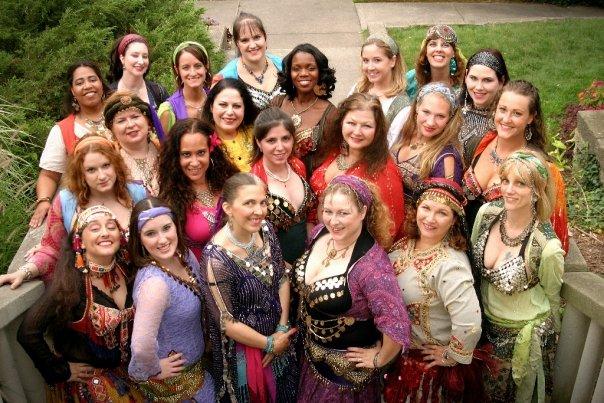 The Habibi Dancers