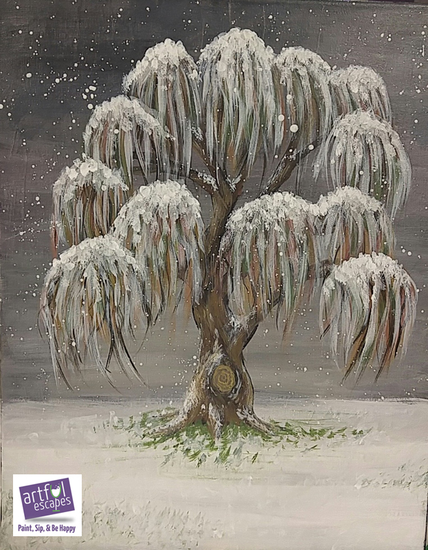 Early Winter Willow