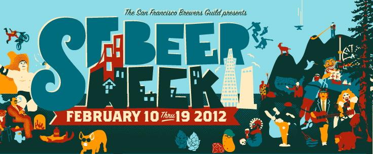 SF Beer Week 2012 logo