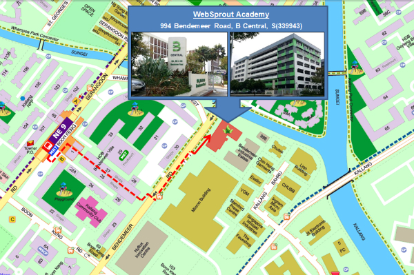 WebSprout Academy at 994 Bendemeer Road B Central