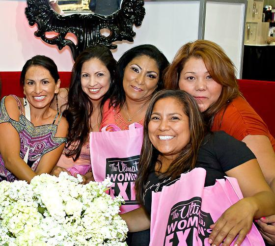 LA Women's Expo, Over 400 Exhibits, Tastings, Pop Up Shops, Samples and More!
