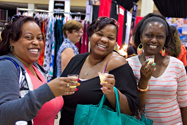 New Jersey Women's Expo, Tastings!