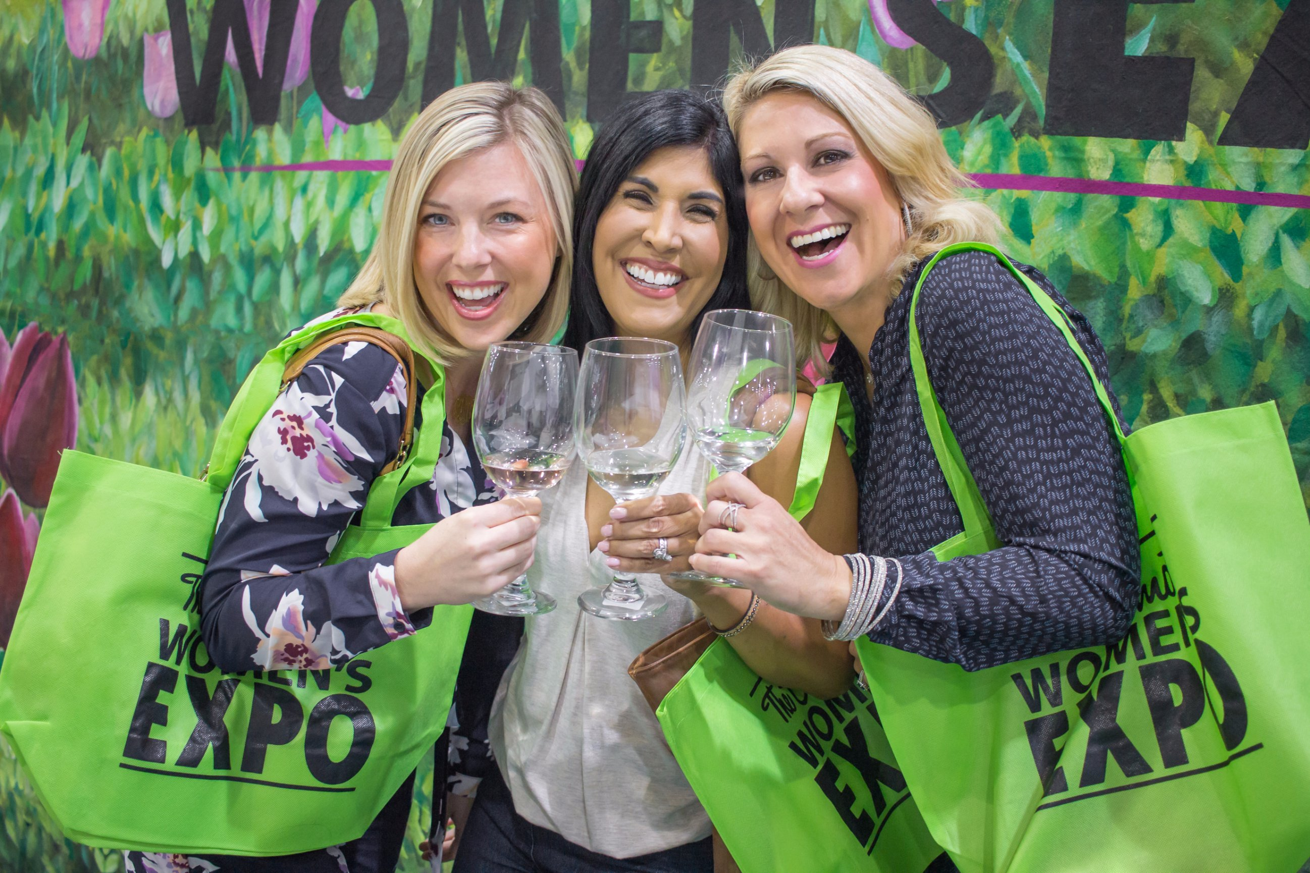 Arizona's Ultimate Women's Expo Tastings
