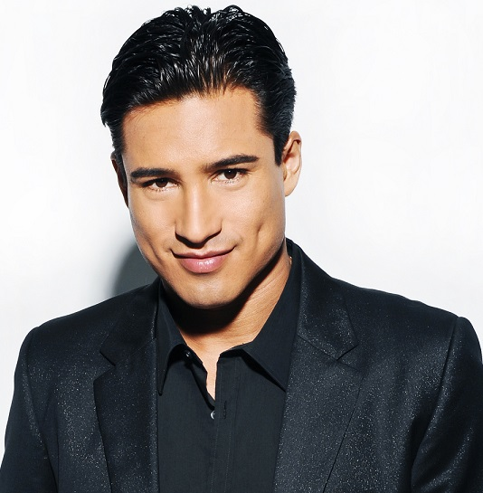 Mario Lopez at the San Antonio Women's Expo, Oct. 1st at 1:00!