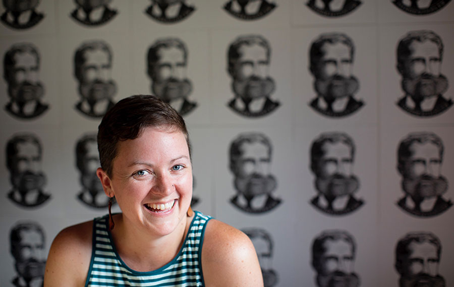Nicole Munchel headshot - Print Baltimore