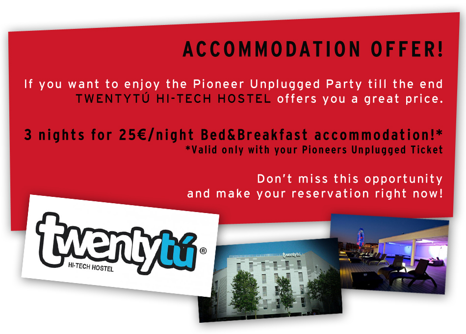 Accommodation Offer TwentyTu
