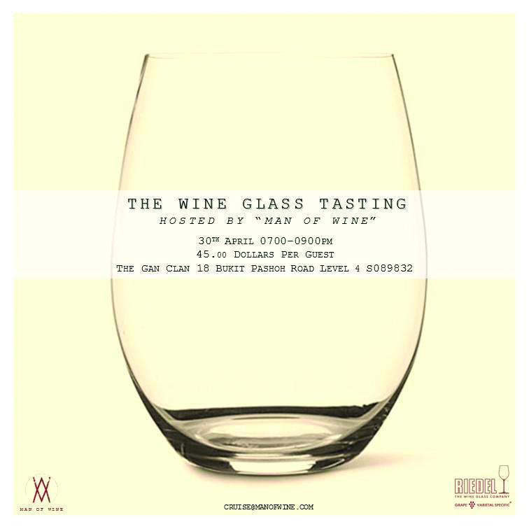 wineglass tasting
