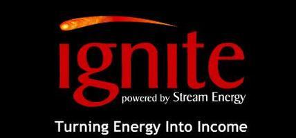 ignite stream energy business presentation