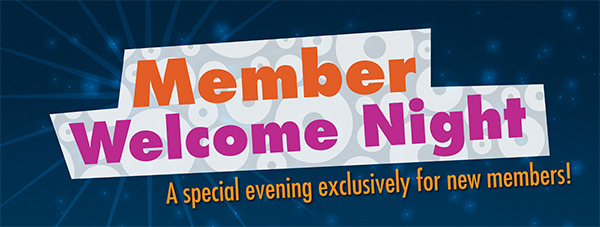 Member Welcome Night