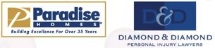 Paradise Home Diamond & Diamond sponsors
