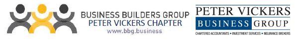 Peter Vickers BBG logo