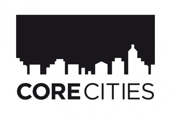 Core Cities logo