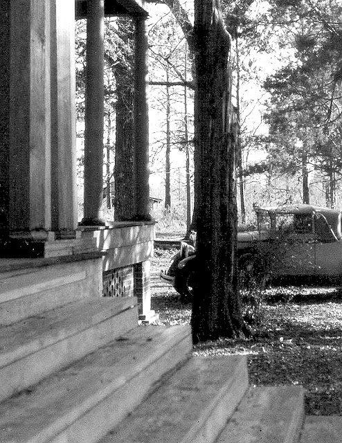 Old Car at Blythewood