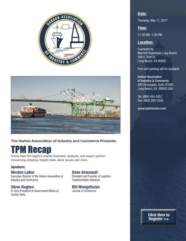 TPM Recap Flyer