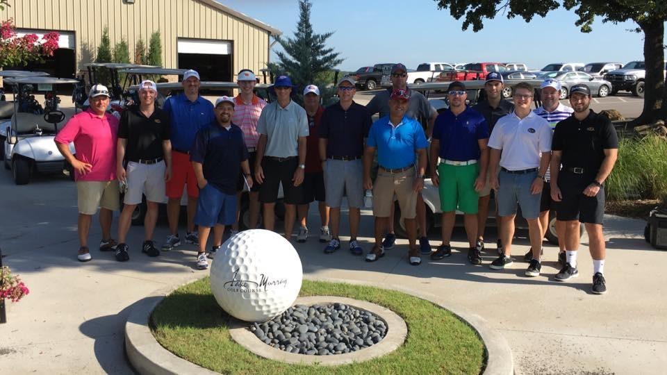 2017 Reunion - Sat morning golfers (Alum & Chapter)