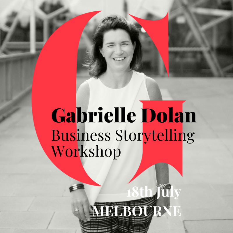 Title - Gabrielle Dolan Business Storytelling Workshop